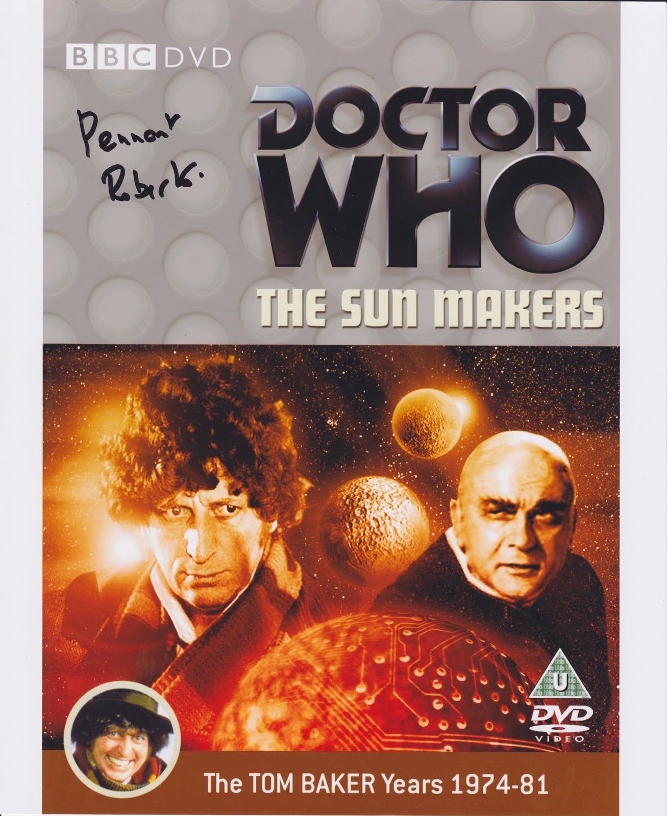 sun makers dr who