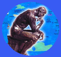 thinking man image