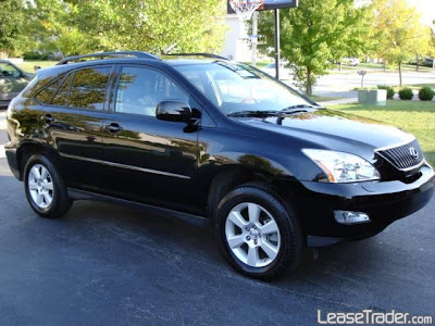 could pick any car it would have to be a black Lexus SUV. Like this one.