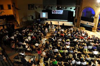 Il pubblico dell'edizione 2010