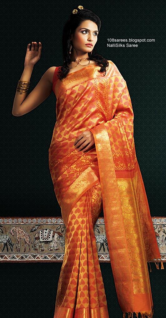 Nalli Silk Sarees Chennai