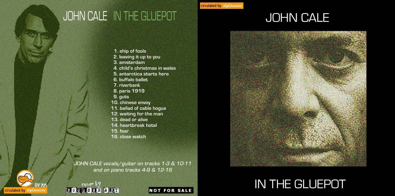 John Cale Dying On The Vine