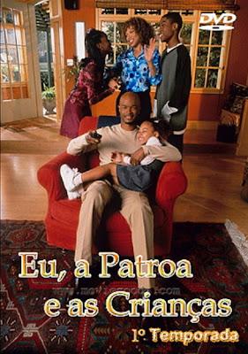 Eu, a Patroa e as Crianças Todas Temporadas HDTV Dublado