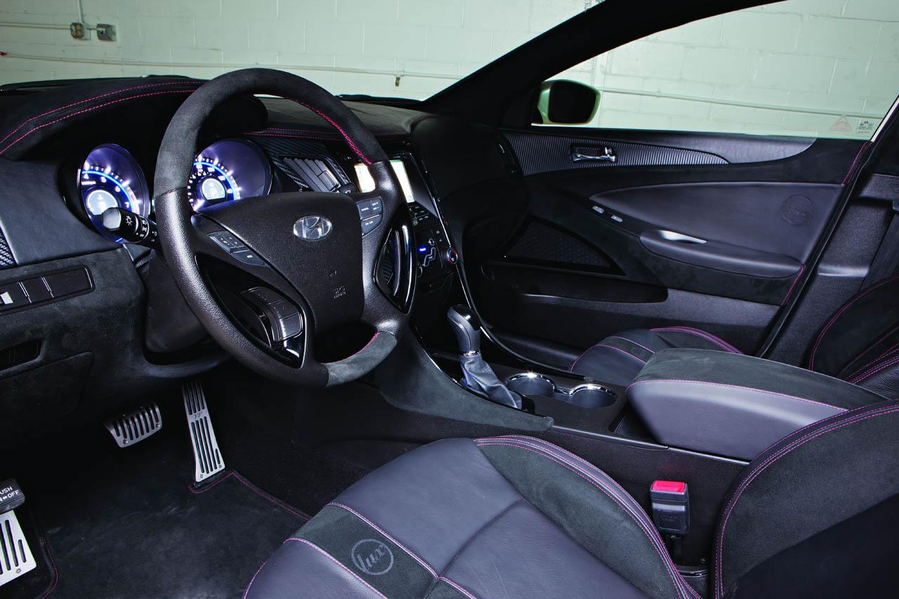Young Man Blog: 2010 RIDES Hyundai Sonata 2.0T