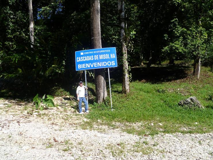 Cascadas de Misol-Ha y Agua Azul-de Chiapas- MÈXICO