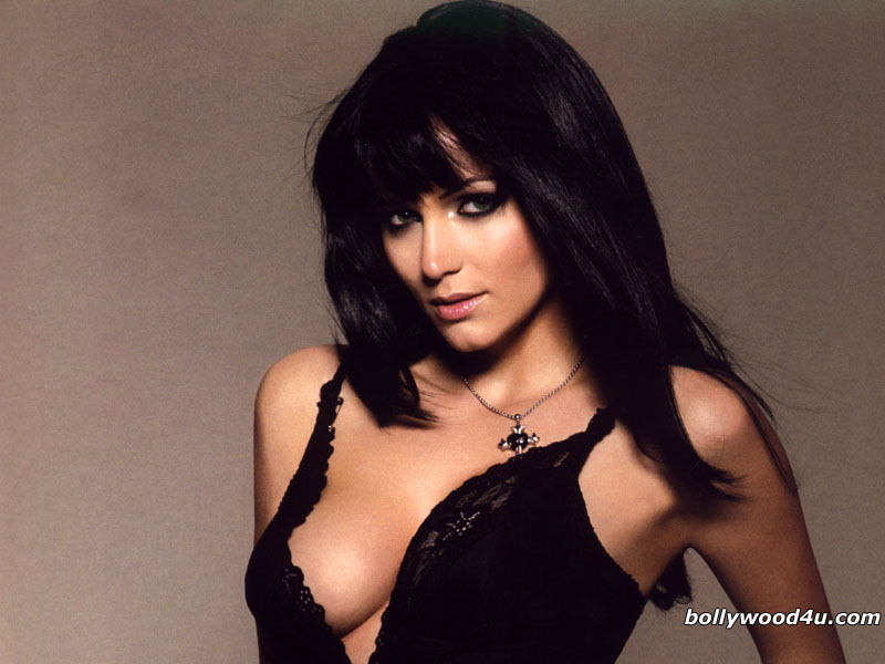 Yana Gupta the Czechoslovakian born model-actress working in India.