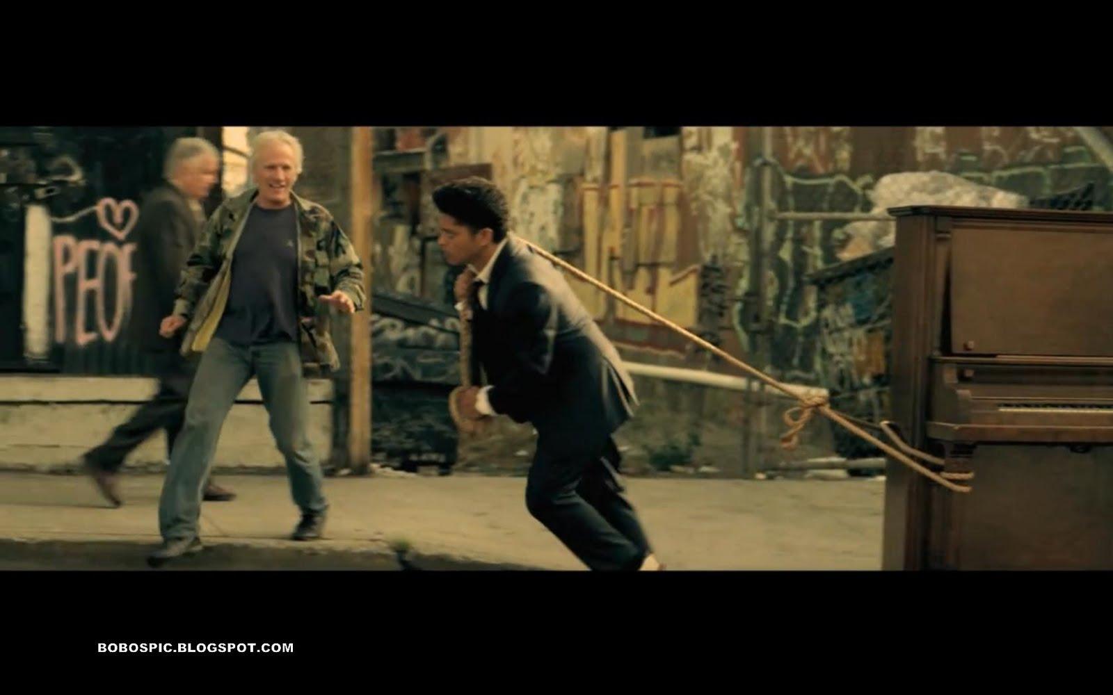 Bruno mars grenade music video
