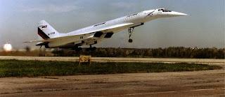 TU-144 ve službách NASA