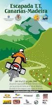 Cartel informativo Madeira TT 08