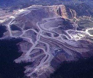 Mina de oro y cobre Porgera de la canadiense Barrick Gold, Papua Nueva Guinea