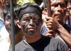Conflicto indígena en Perú
