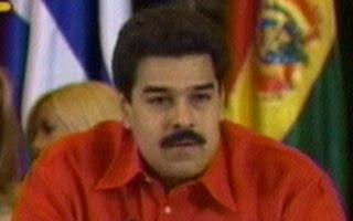 Canciller de Venezuela, Nicolás Maduro