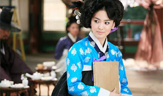 Hwang Jin Yi, the Movie, Song Hye-kyo