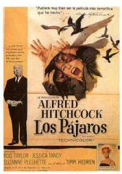 LOS PAJAROS, DE HITCHCOCK