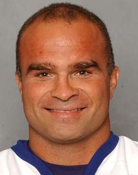 On March 29th In 2001 Tie Domi Of The Toronto Maple Leafs