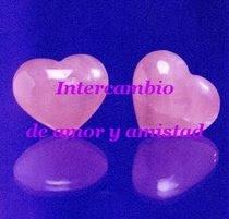 Intercambio de amor y amistad