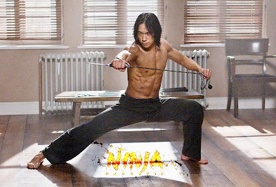 Ninja Assassin Film