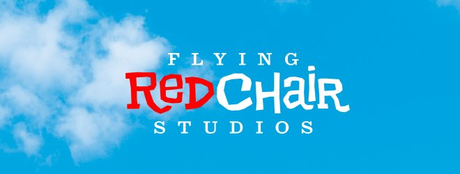 Flying Red Chair
