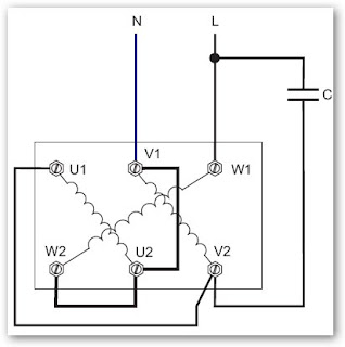 Convert A Three Phase Motor To Single Phase