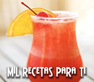Coctel de frutas sin alcohol thermomix receto - Como hacer coctel de frutas ...