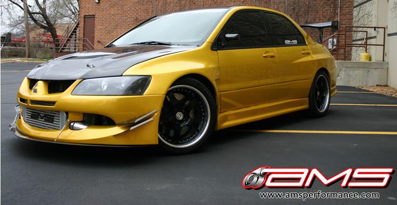 2005 Mitsubishi Evolution 8