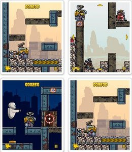 Java | Action | mobile games | 128x128, 128x160, 132x176, 176x220