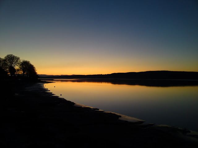 Sunset, Arnside, Cumbria