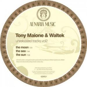 Tony Maione And Waltek - Unreleased Tracks Vol. 2 EP