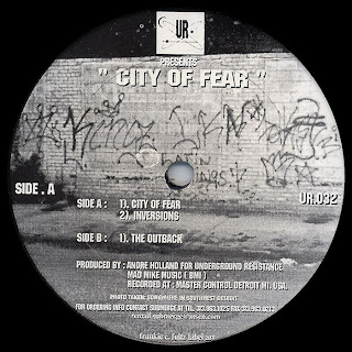 Andre Holland :: City Of  Fear
