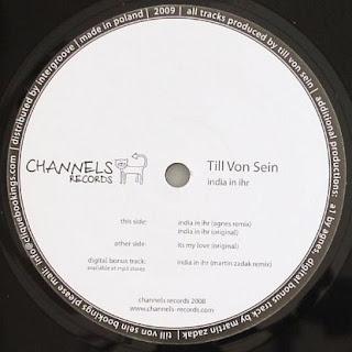 Till Von Sein :: India In Ihr EP (Agnes Remix)