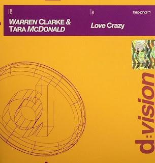 Warren Clarke feat. Tara Mc Donald - Love Crazy
