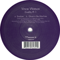 Vince Watson - Ghost In The Machine