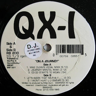 QX-1 :: On A Journey