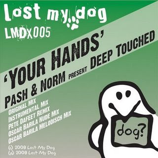 Pash And Norm And Deep Touched Your Hands