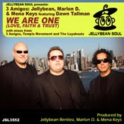 3 Amigos ft Dawn Tallman :: We Are One