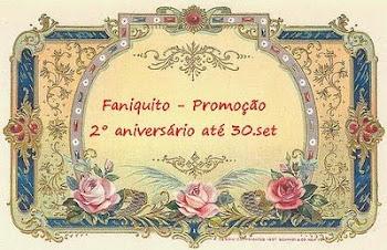 promoção da Faniquito