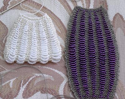 HALF DOLL BEAD KNITTING PATTERNS | Free Knitting Patterns