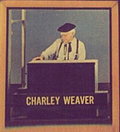 Charley Weaver