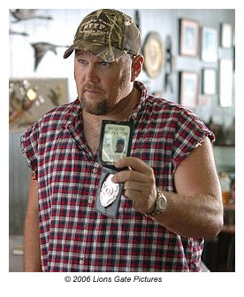 larry The Cable Guy from Trailer Park Boys