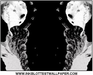 Ink Blot Test Wallpaper - Click here.