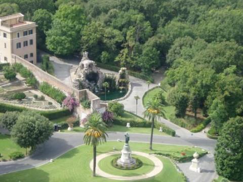 Basilica catedral de la asuncion le n nicaragua eress for Jardines vaticanos