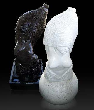Stone Statue antique handicraft, stone handicraft
