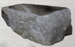 Antique stone bath tubs