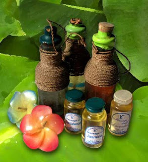 Relaxation Aromatheraphy of Natural Handicraft_001