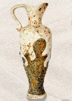 Pitcher Vase Handicraft model 1, Clay Handicraft, Homemade handicraft,Antique vase