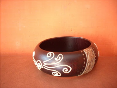Antique Bracelet Natural Handicrafts #1, Wood handicraft, Homemade Handicraft, Antique Handicraft