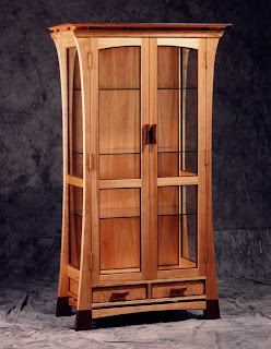 Antique wardrobe minimalist, Antique, Antique Handicraft, wood handicraft, Collection