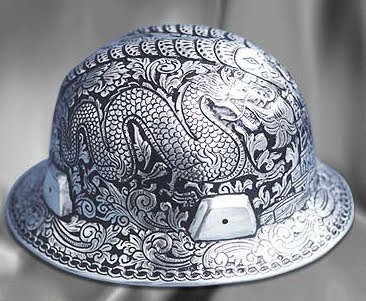 Antique Silver Helm, Antique Silver, Natural Art, Natural Craft, Handicraft Product