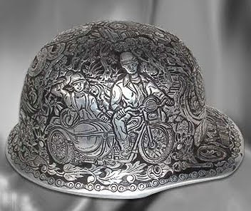 Antique Silver Helm, Antique Silver, Natural Art, Natural Craft, Handicraft Product, Handmade