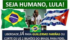 CLIQUE NO SELO E ASSINE A PETTION ONLINE PELA LIBERTAÇÃO DOS PRESOS CUBANOS